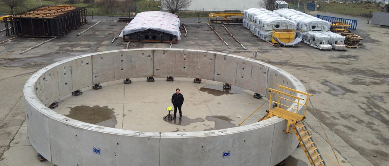 Water Tank Foundations : Western ring route auckland wilson group